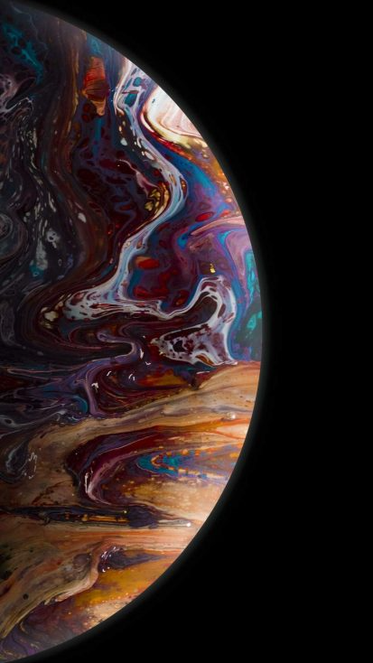 Colorful Planet In 2020 Iphone Wallpaper Qhd Wallpaper Iphone Wallpaper Images