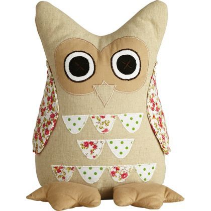Ollie Owl Doorstop at Homebase -- Be inspired and make your house a home. Buy now.  sc 1 st  Pinterest & Ollie Owl Doorstop at Homebase -- Be inspired and make your house a ...