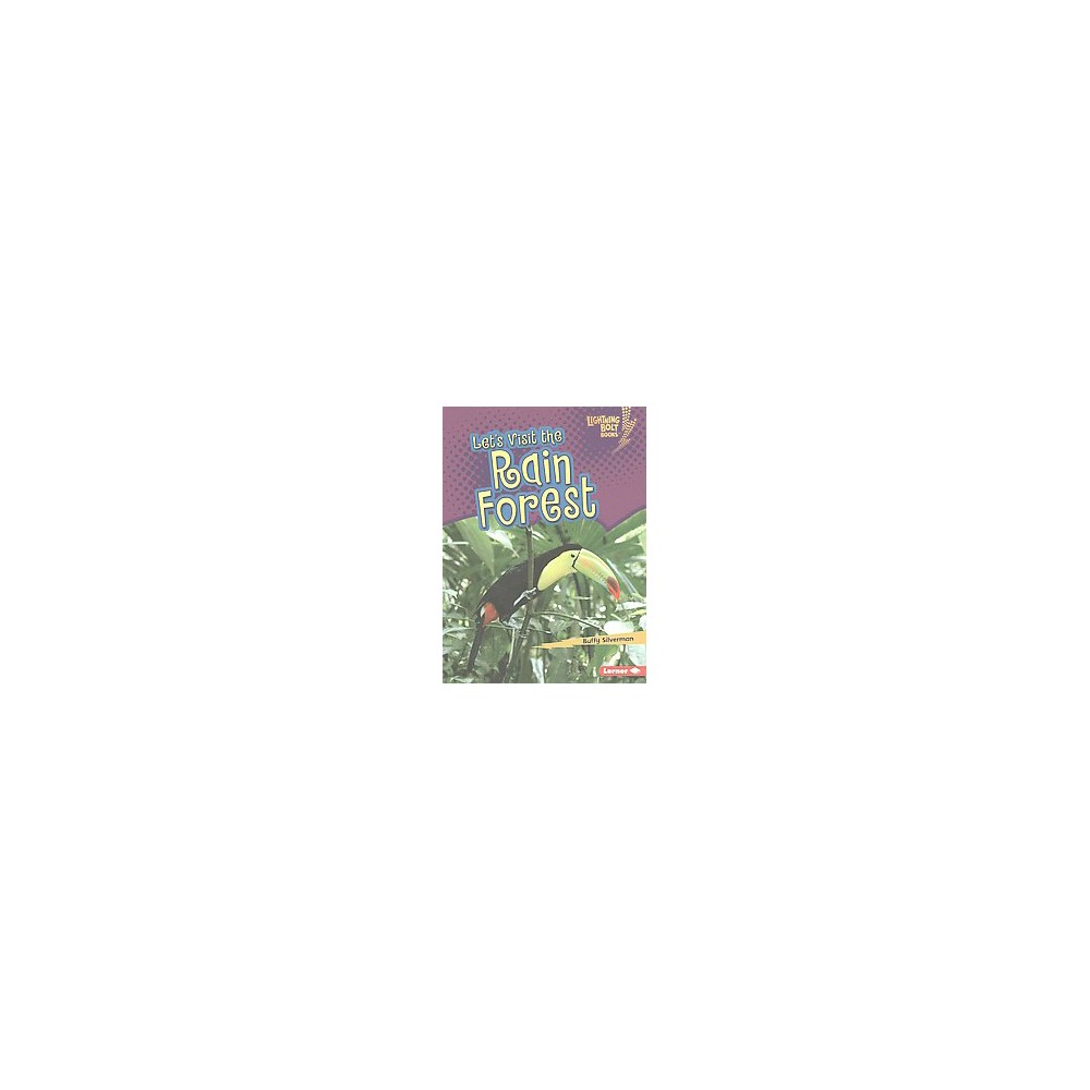 Let's Visit the Rain Forest (Reprint) (Paperback) (Buffy Silverman)