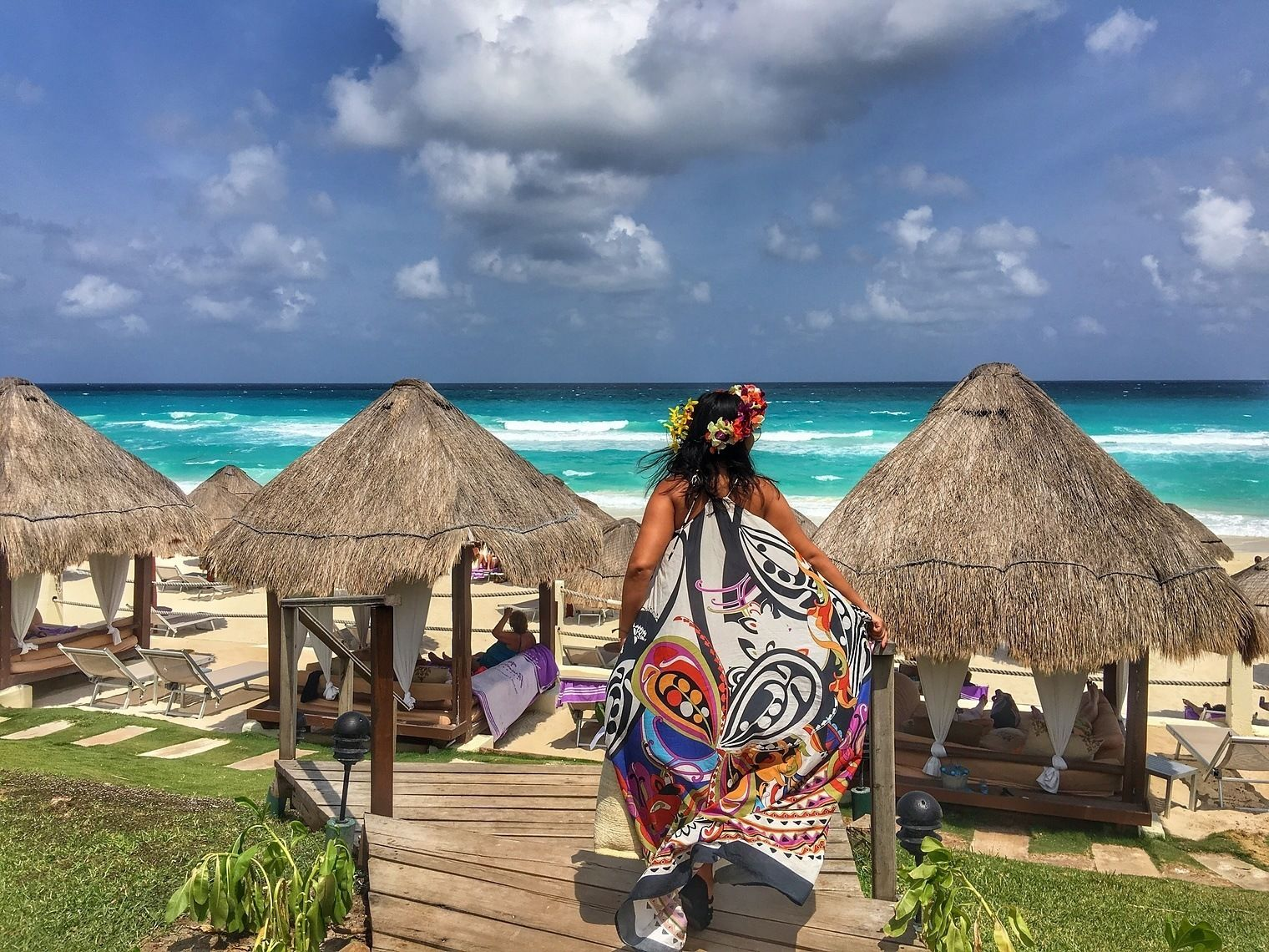 All Inclusive Luxury Resort Experience Paradisus Cancun Mexico Cancun Resorts Cancun Vacation Cancun
