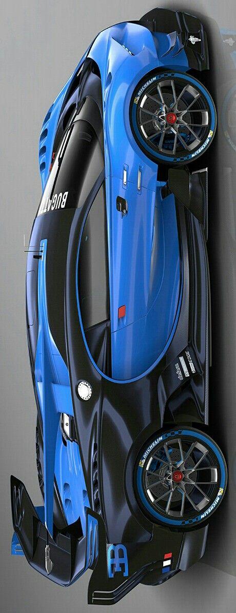 Bugatti Vision Gran Turismo by Levon