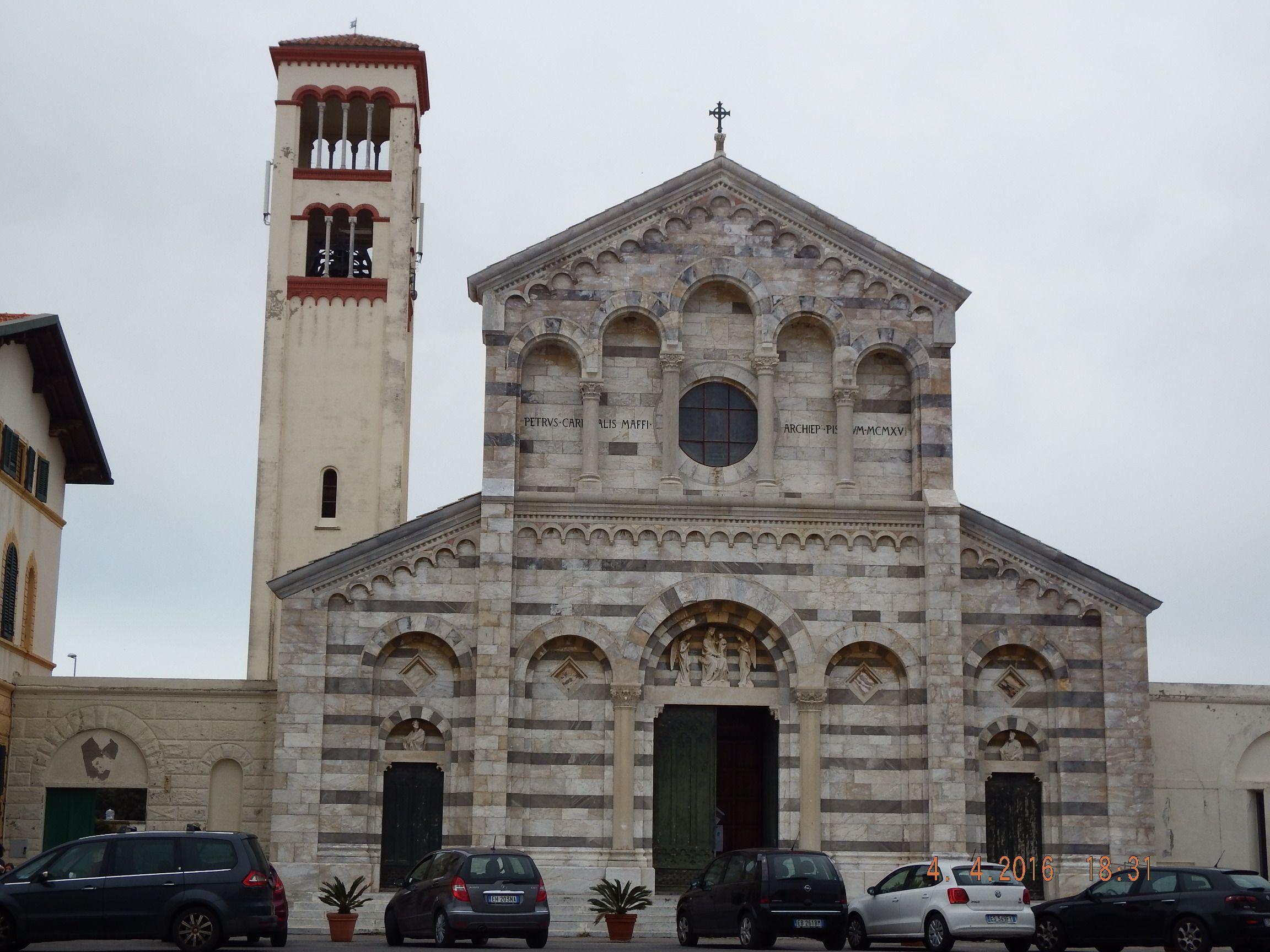 Bagno Balena Marina Di Pisa : Chiesa di marina di pisa italia pinterest pisa e marina