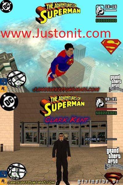 gta san andreas superman free download utorrent