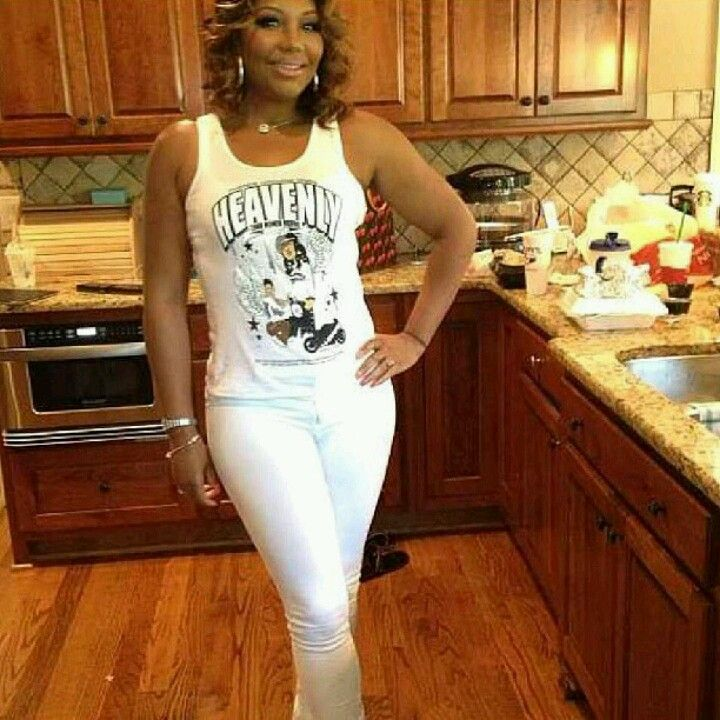 My girl Traci Braxton loss that weight and now she's ...