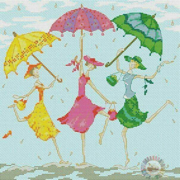 Dansons sous la pluie