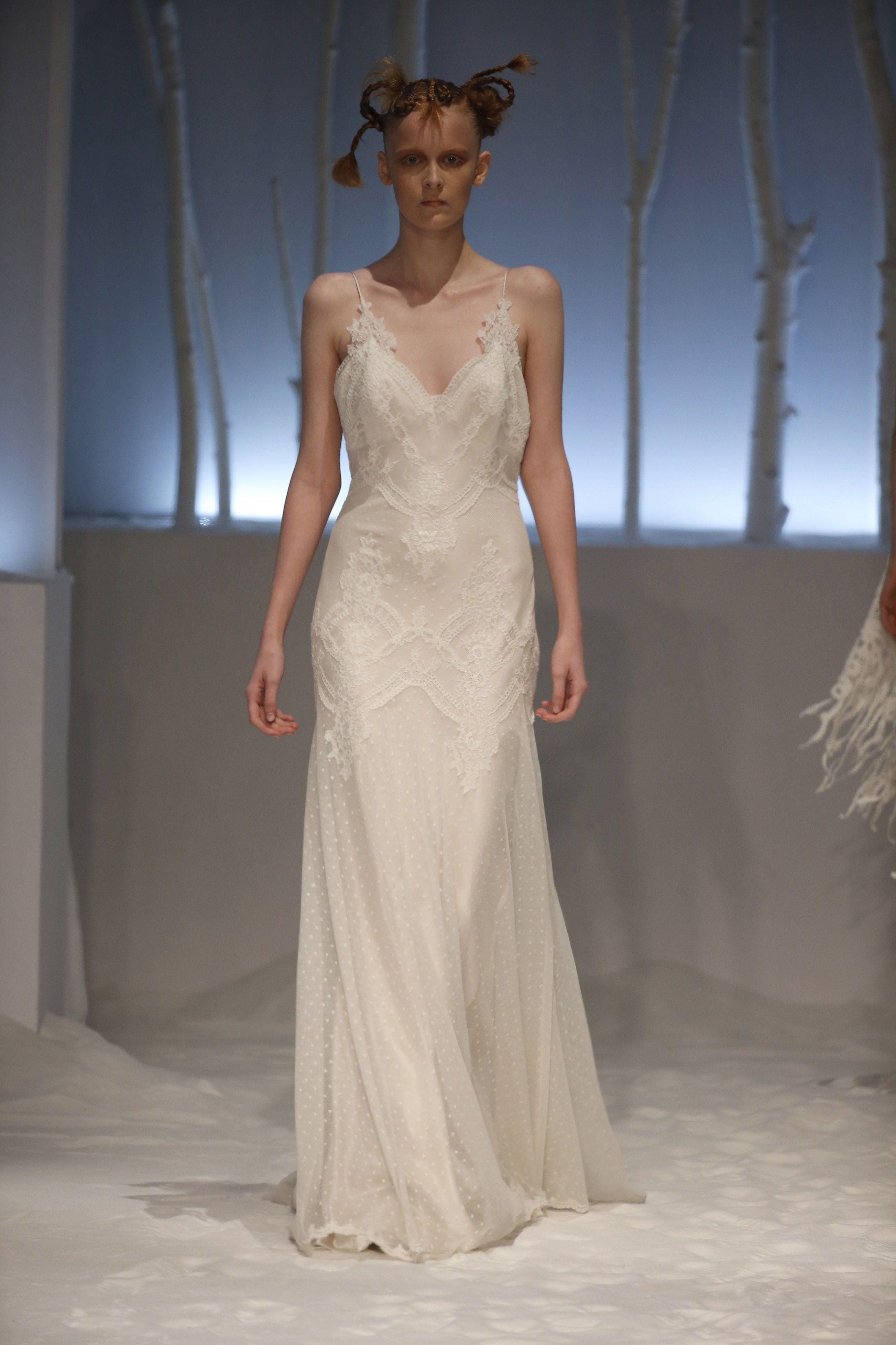 Romany by David Fielden. Wedding dress available at Carina