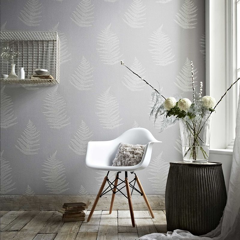 Find Superfresco Easy Verdant Grey 52cm X 10m Wallpaper At Bunnings Warehouse Vis Pink Removable Wallpaper Blue And White Wallpaper Silver Removable Wallpaper