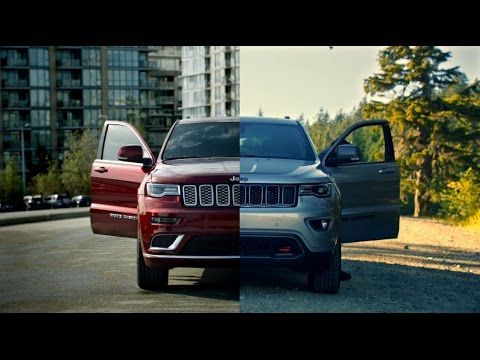 Free To Be 2017 Jeep Grand Cherokee Trailhawk And Summit
