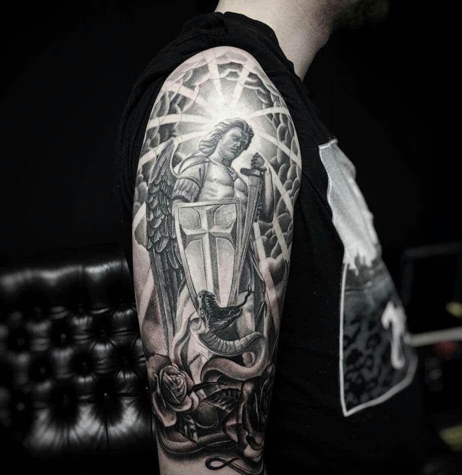 Ange Gardien Protecteur Tatouage Épinglé sur tatouage