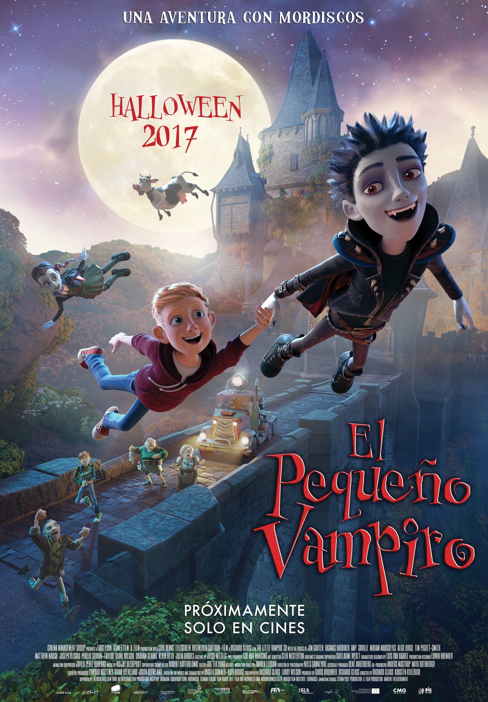 2017 - El pequeño vampiro - The Little Vampire 3D Emoji Movie, 2018 Movies,