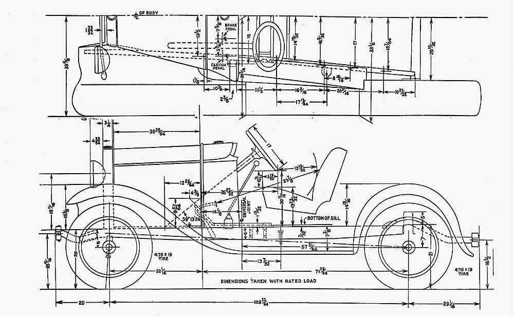 remarkable 19 ford model a wiring diagram flathead 4