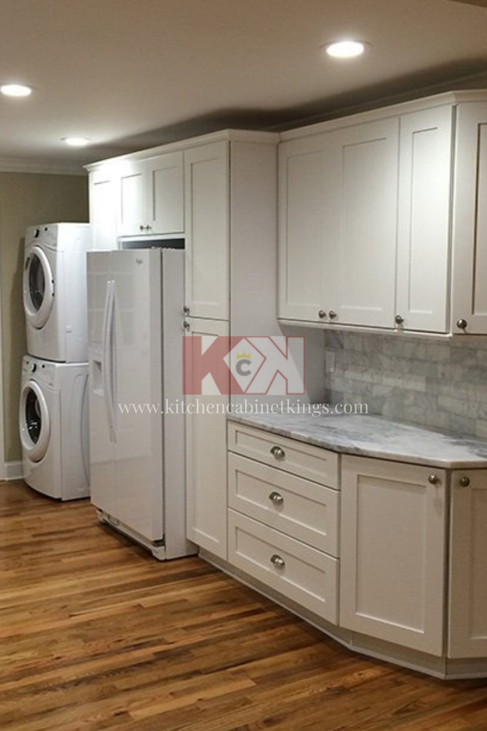 Ice White Shaker Kitchen Cabinets In 2020 White Shaker Kitchen Cabinets White Shaker Kitchen Kitchen Cabinets