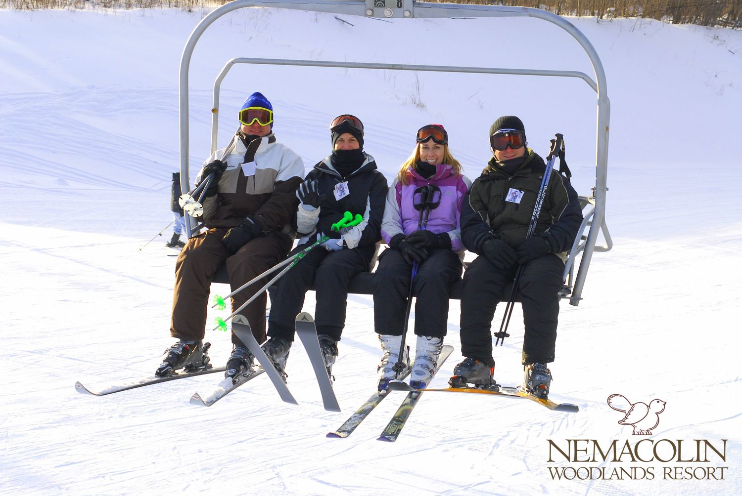 Ski Nemacolin S Mystic Mountain A Great Learning Environment Skiing Fun Winter Activities Snow Sports