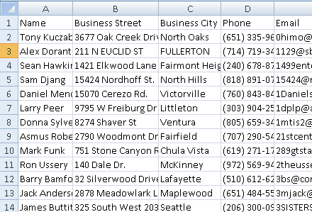 Free Realtors USA Email List  Download 9,000 real estate leads for