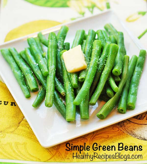 How to Boil Green Beans #greenbean