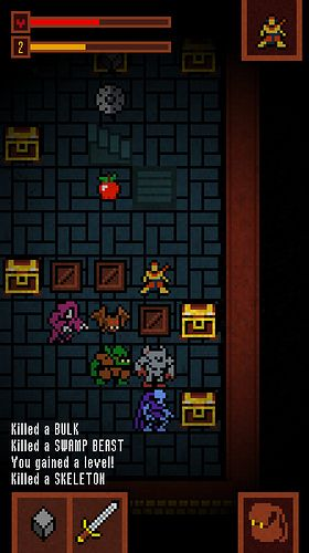 Rogues Redemption Roguelike With Pixel Graphics Dev Diaries - Game design forum