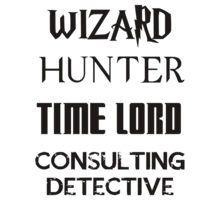 Add Sorcerer, Avenger, Shadowhunter, Dragon Rider, ... Etc Fandom Occupation by Allannah