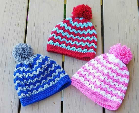12 Free Knit And Crochet Hat Patterns Crochet Scarves Hats And