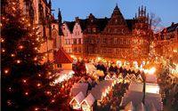 Christmas Market in Münster