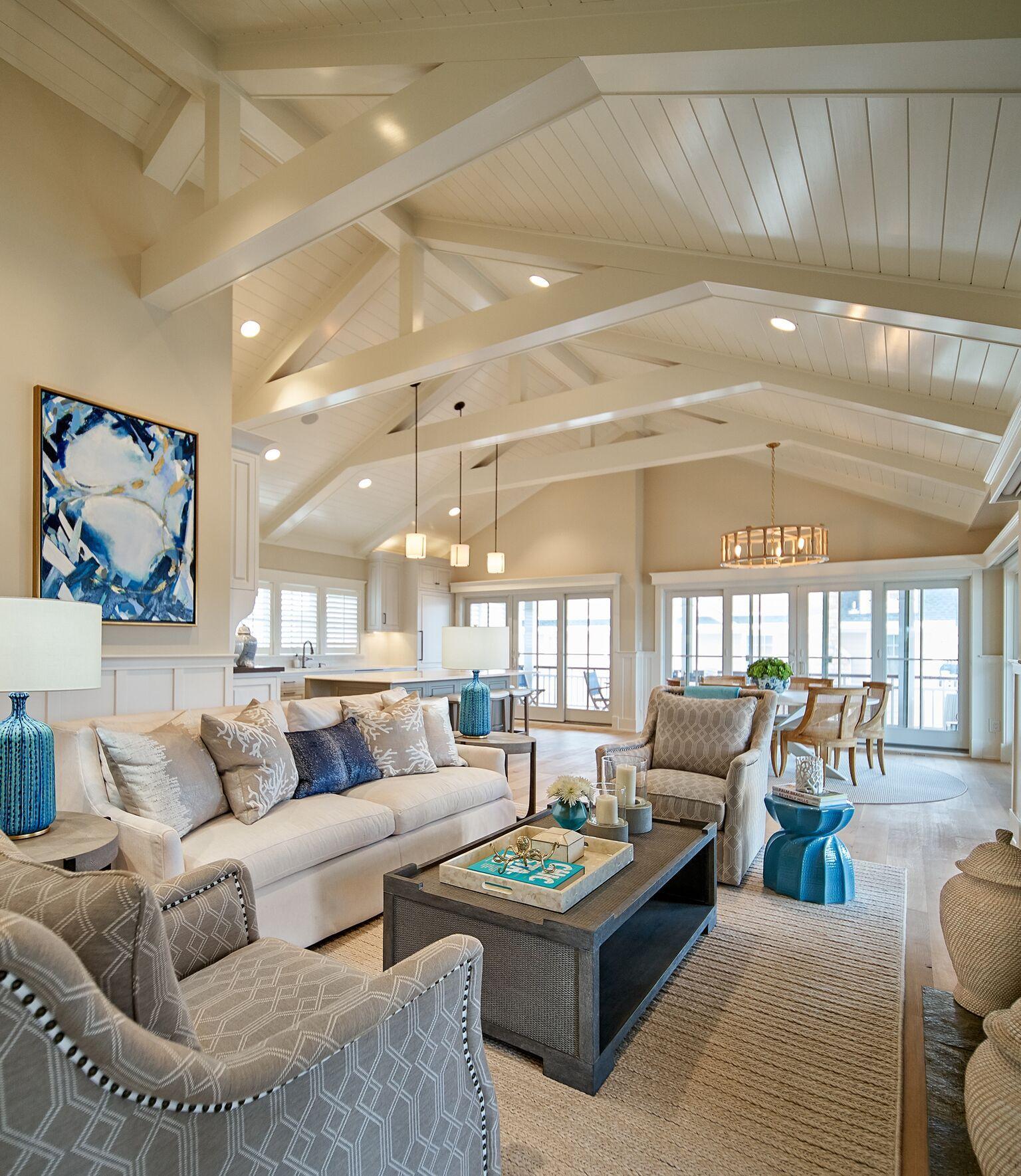 Beach Home Interior Design Ideas: The Design Studio - The Blue Octagon