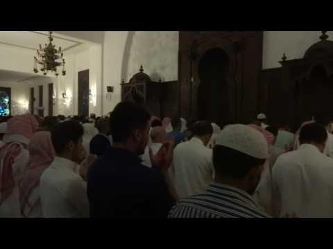 دعاء قنوت صلاة التراويح للشيخ خالد الجليل الليلة الخامسة من ليالي شهر رمضان المبارك 1437هـ Concert