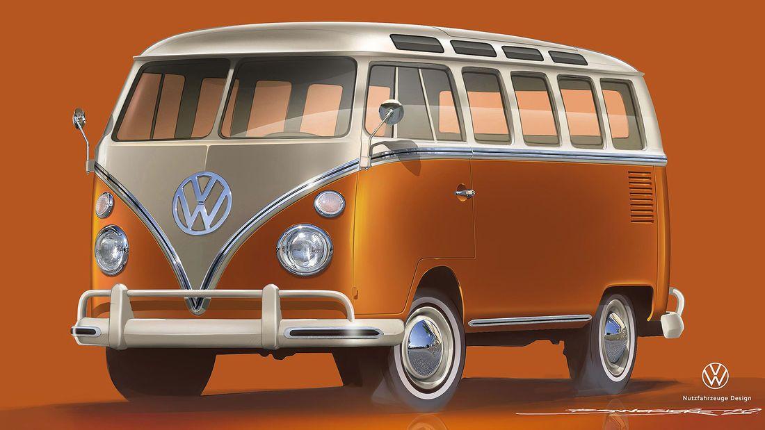 Vw T1 E Bulli Von 1966 Dieser Samba Bus Fahrt Elektrisch In 2020 E Bulli Vw T1 Samba Vw T1