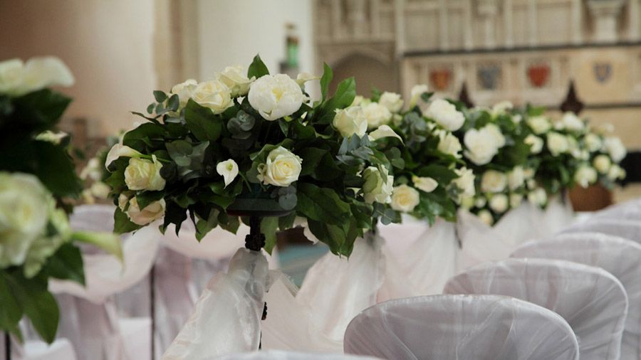 flowers for church wedding ceremony wedding flowers church church ceremony flowers