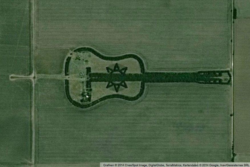 23 ziemlich kuriose aufnahmen bei google maps kuriose - Lustige bilder google ...