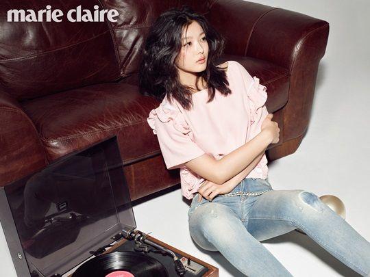 17 Best images about Kim Ji Won on Pinterest   Look