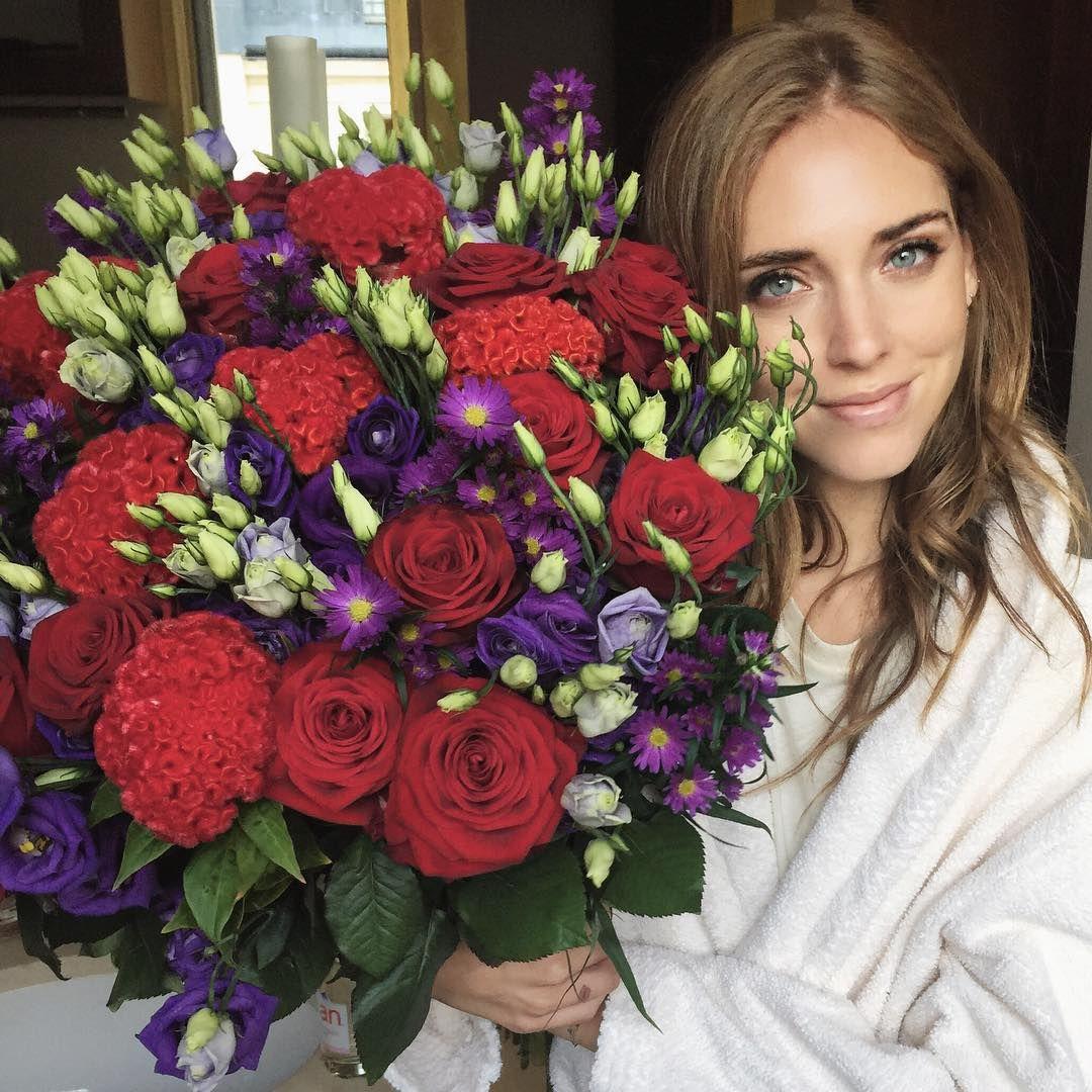 """""""Rise and shine, are you ready for the show? – Love, Chiara x #InvitedByChloe #PFW @ChiaraFerragni"""""""