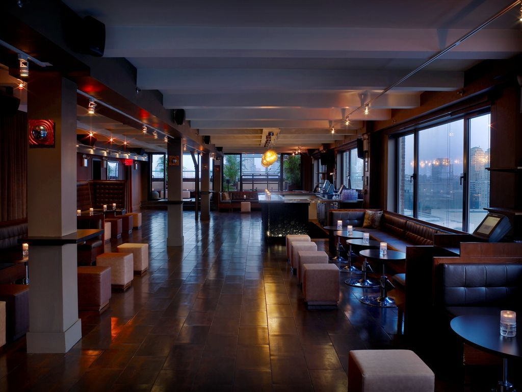 The Empire Hotel Rooftop New York China Grill