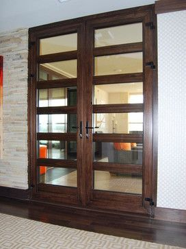 penthhouse suite at golden nugget modern interior doors las