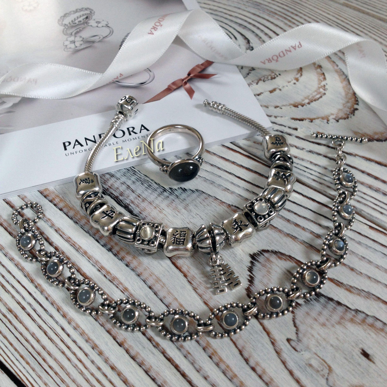 Pandora Moonstone Earrings: My Retired Moonstone Pandora