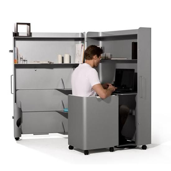 office furniture on wheels. Modern Home Office Furniture On Wheels Allowing Flexible Interior Design Pinterest