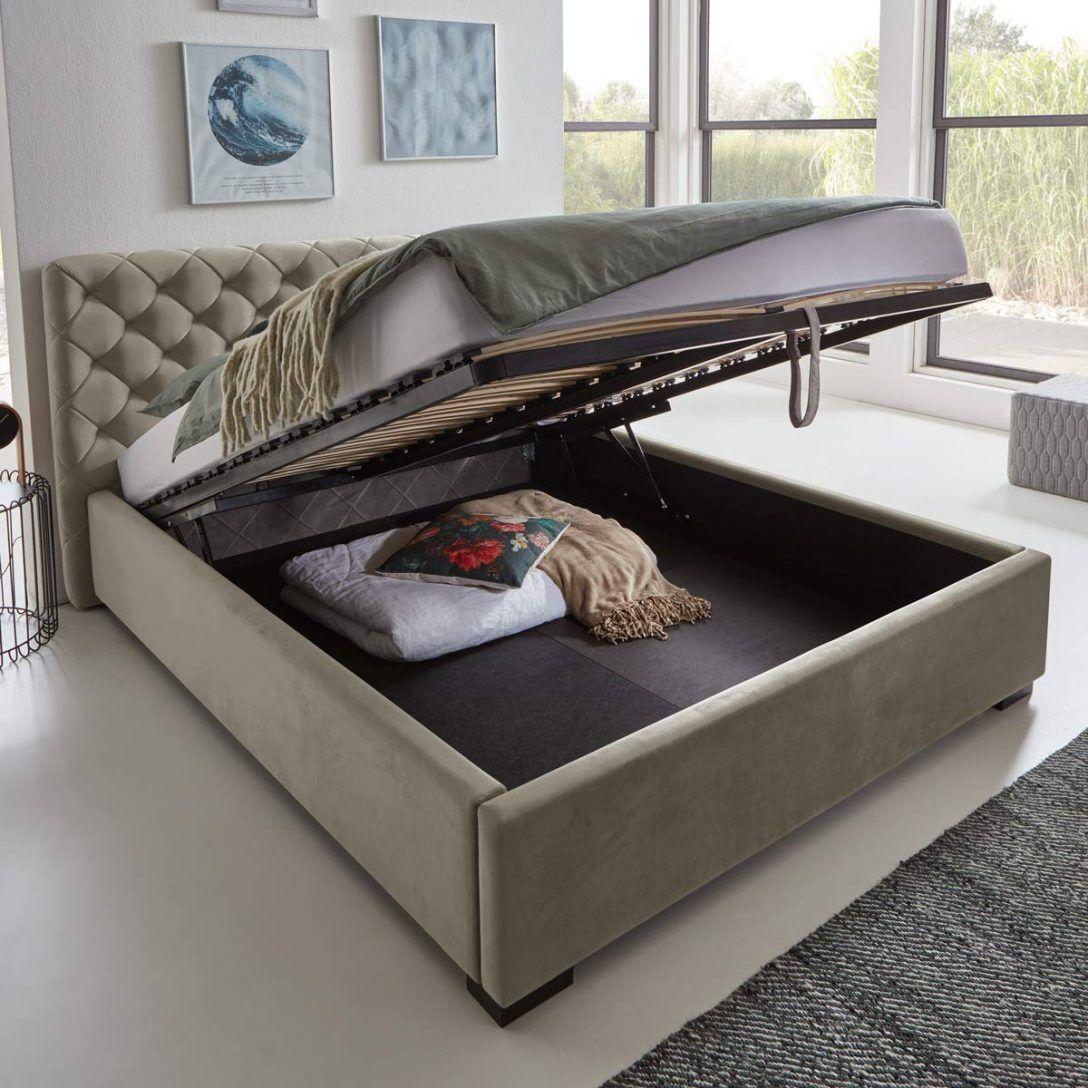 19 Genial Beige Grau Schlafzimmer Leder Bett Kopfteil Design 30 In 2020 Bett Mit Bettkasten Bett Kopfteil Design Bett Mit Stauraum