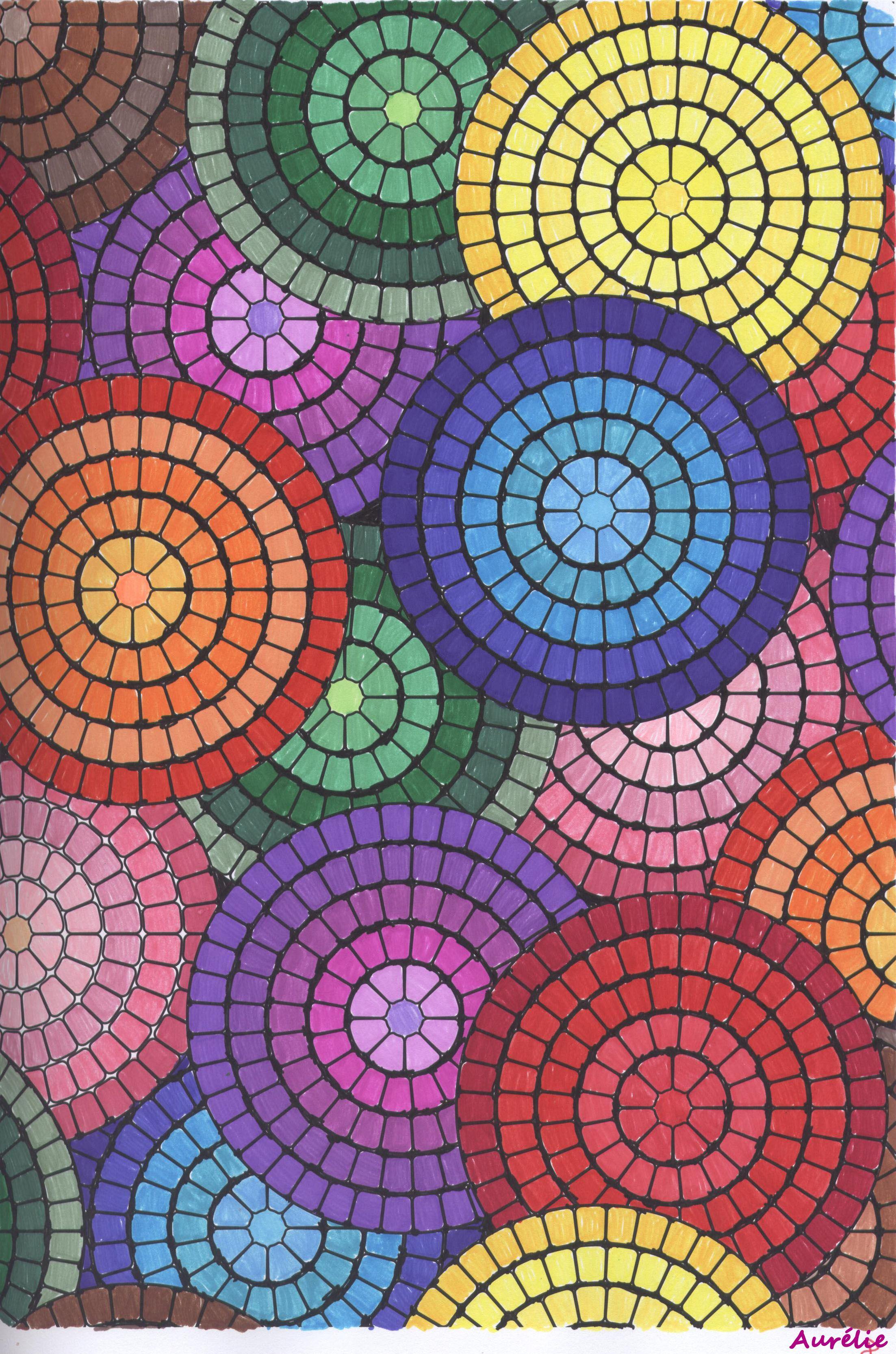 Pin de Moniquí en Coloring | Pinterest | Mosaicos, Puros y Artesanía
