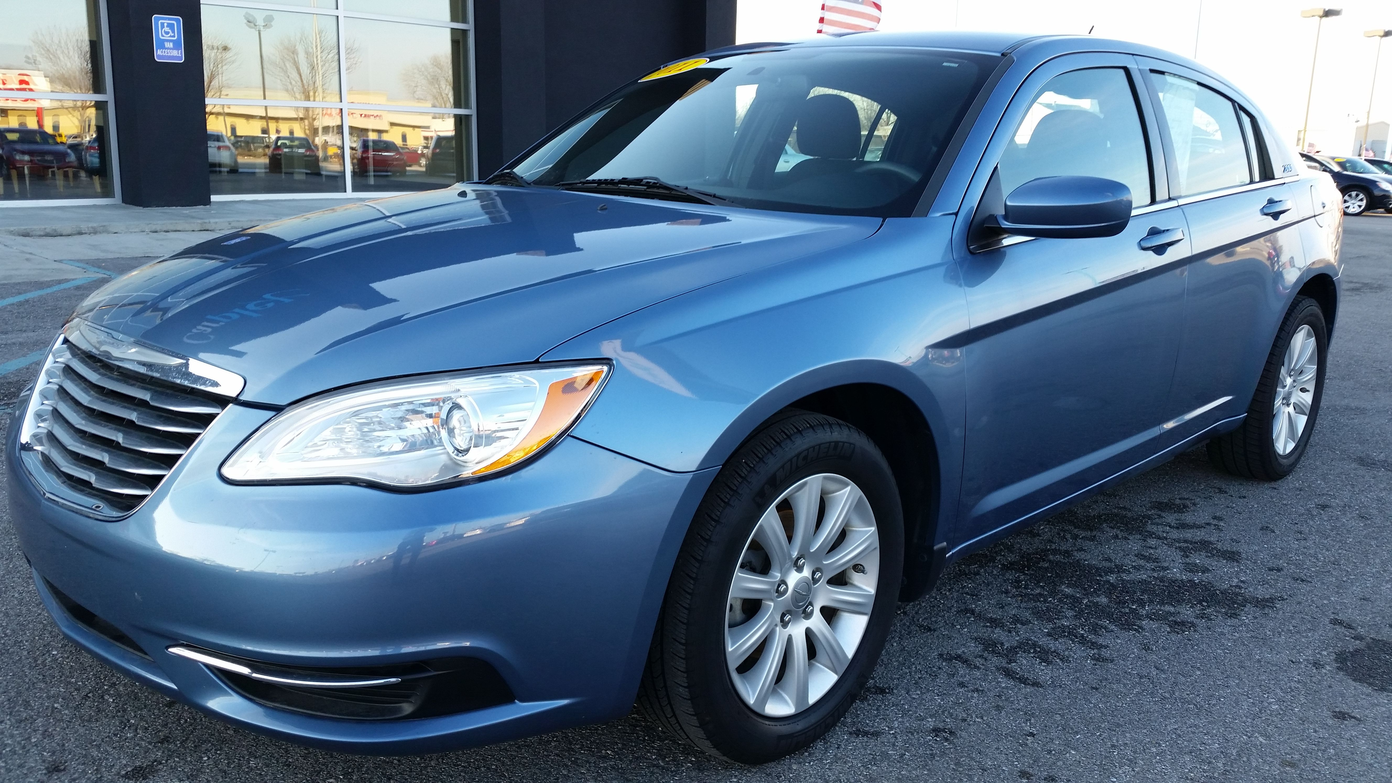 Used 2011 Chrysler 200 For Sale Indianapolis, IN Call
