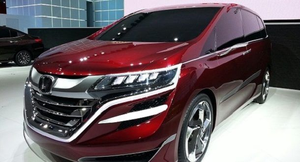 2016 Honda Odyssey Release Date And Price Could Be The Fifth Generation Of Design As Well Predecessor New Model Is