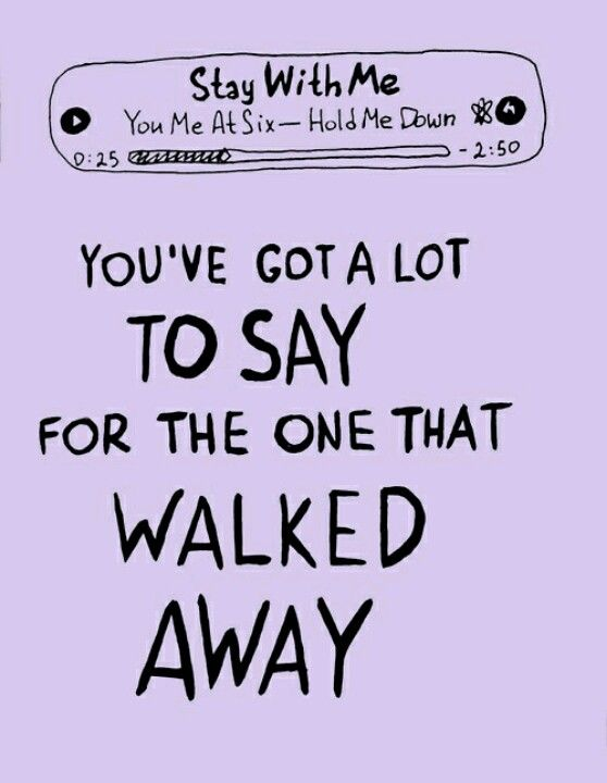 Stay With Me By You Me At Six Words Lyrics Songs Music Lyrics