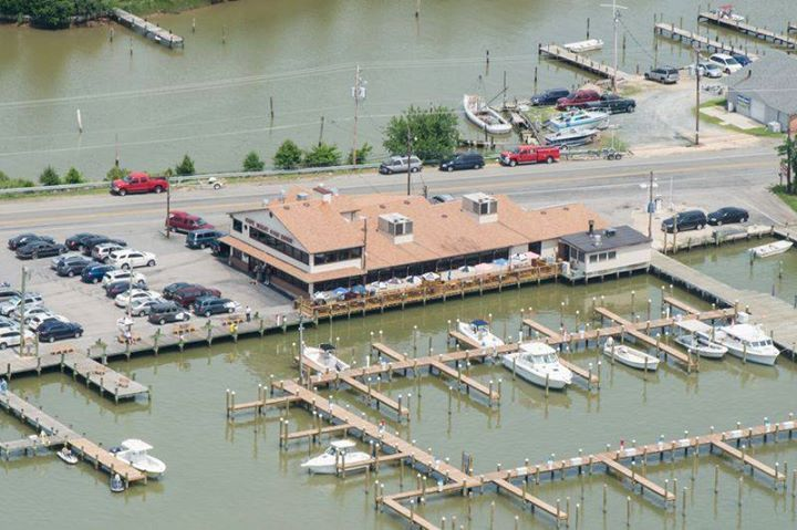 Capt johns crabhouse crab house small town life