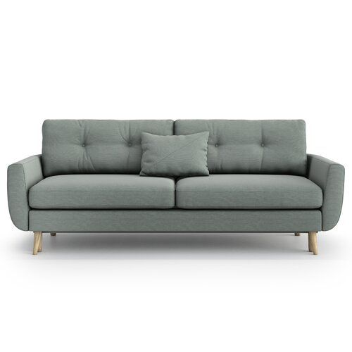 Harris 3 Seater Clic Clac Sofa Bed Optisofa Sofa Comfortable Sofa Bed