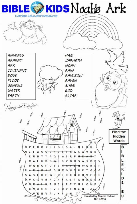 Christmas Hidden Picture Puzzles Printable 013 Biblical
