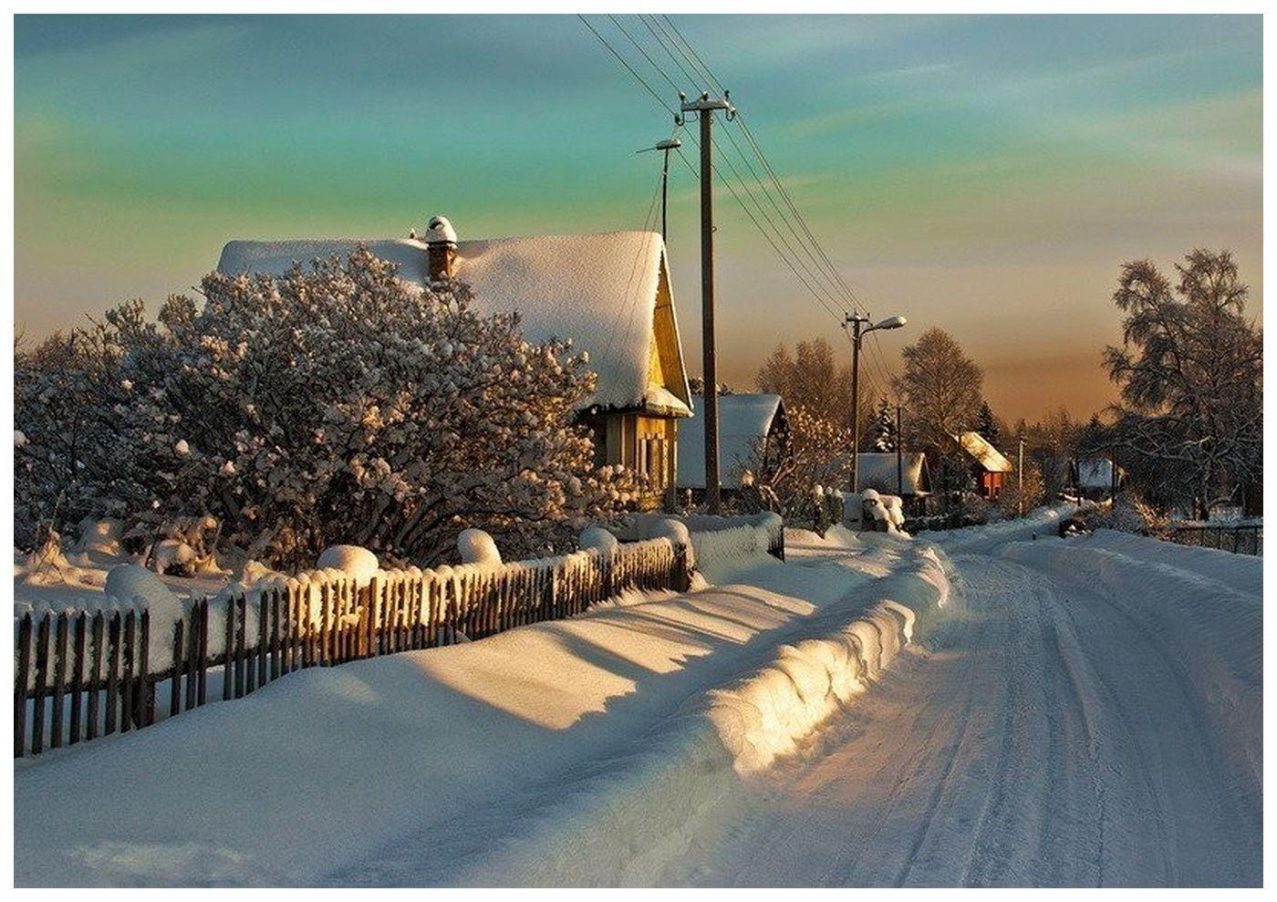 Веймар зимой фото