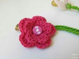 Sujetachupete flor