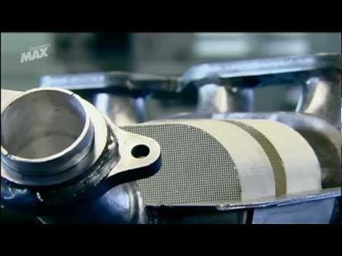 Como funciona el catalizador del coche - Discovery MAX