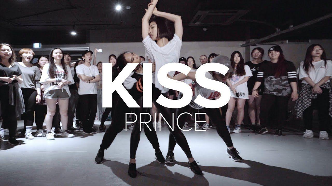 Lia Kim Choreography Of Kiss Prince Dubstep Dance