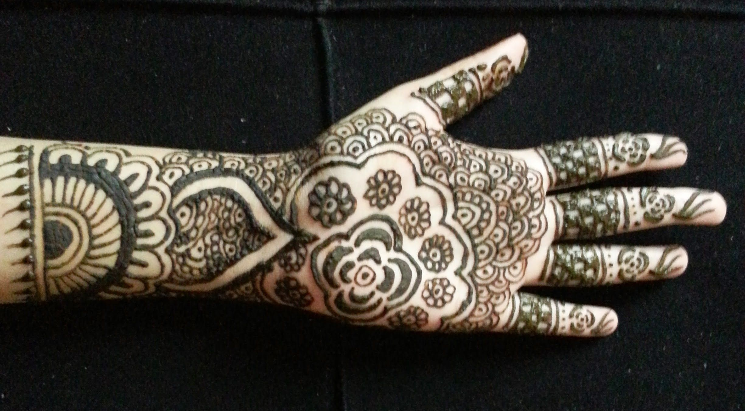 Indian mehndi designs 2016 - Simple And Easy Indian Mehendi Designs Google Search