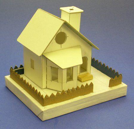 Häuser Basteln Vorlagen : pin von josef auf dominic pinterest ~ Somuchworld.com Haus und Dekorationen