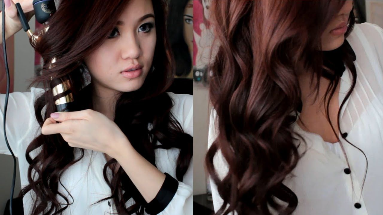 How To Make Lovely Soft Romantic Curls Hair Style Step By Step Diy
