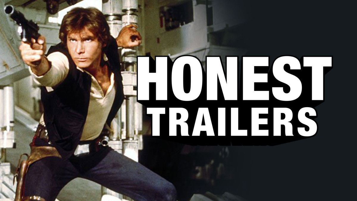 An Honest Movie Trailer For Star Wars Episode Iv A New Hope Star Wars Episode Iv Star Wars Episodes A New Hope